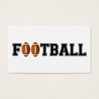Simply Football Business Card