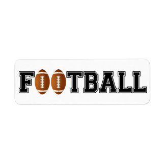 Simply Football Label