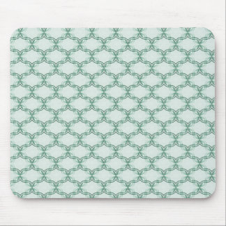 Simply Glamourous Mousepad, Green Mouse Pad