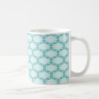 Simply Glamourous Mug, Turquoise Coffee Mug