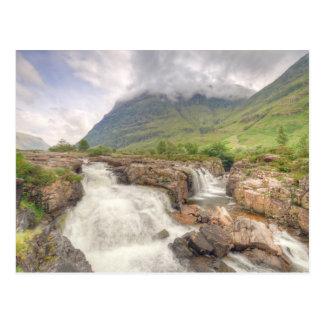 Simply Glencoe Postcard