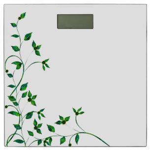 Simply Green Bathroom Scale