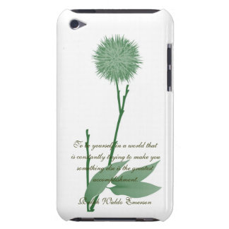 Simply Green Ipod Touch Case