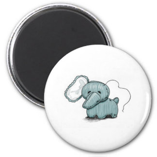 Simply Hellephant 2 Inch Round Magnet