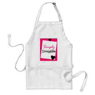 Simply Irresistible Adult Apron