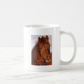 Simply Irresistible Rescue Horse Burrito Mug