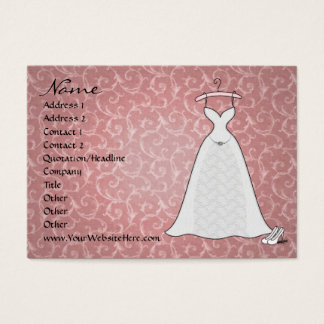 Simply Lace Business Card