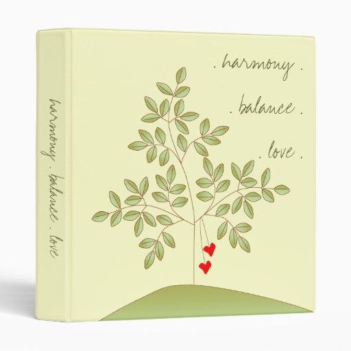 Simply Love Tree Binder