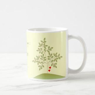 Simply Love Tree Classic White Coffee Mug