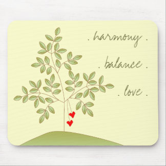 Simply Love Tree Mouse Pad