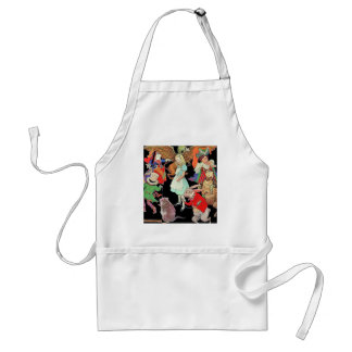 Simply, Madly Alice Adult Apron