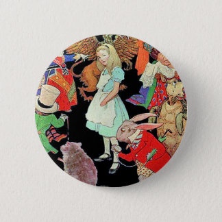 Simply, Madly Alice Button