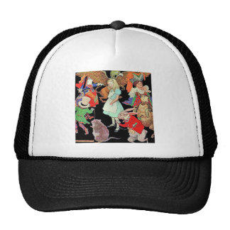 Simply, Madly Alice Mesh Hat
