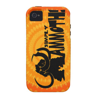 Simply Mammoth iPhone Case Vibe iPhone 4 Case