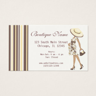 Simply Maternity Business Card