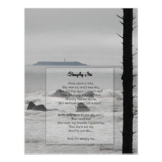 Simply Me Poster