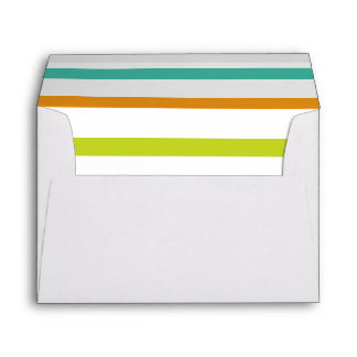 Simply Merry and Bright Custom Envelope