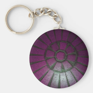 simply paving keychain