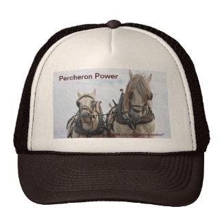Simply Percheron Trucker Hat
