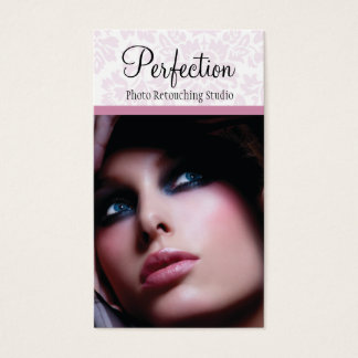 Simply Perfection Photography Business Card