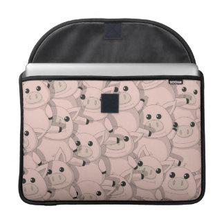 Simply Pigs Laptop Case