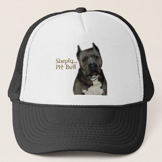 Simply PitBull Trucker Hat