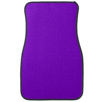 Simply Purple Solid Color Car Mat