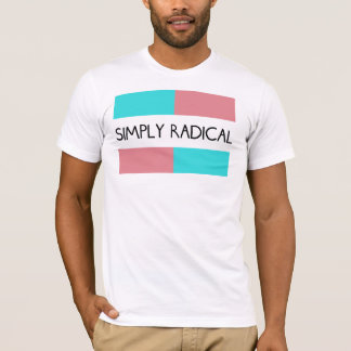 Simply Radical Flag Front T-Shirt