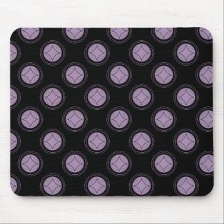 Simply Riveting Mousepad, Lavender Mouse Pad