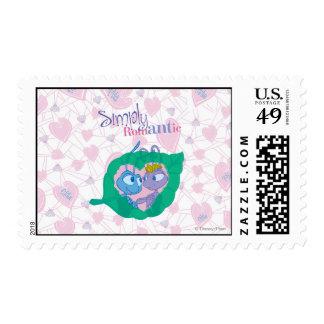 Simply Romantic Postage Stamp