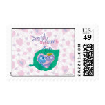 Simply Romantic Postage Stamps