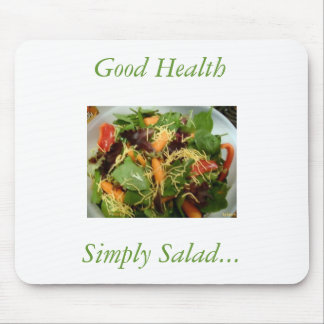 Simply Salad Mouse Pad
