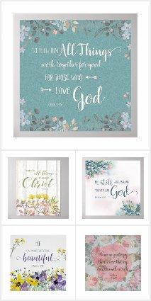 Simply Scripture Prints