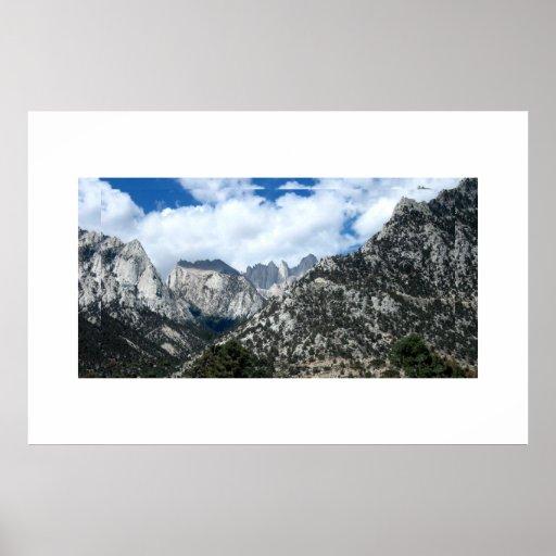 Simply Sierra Poster