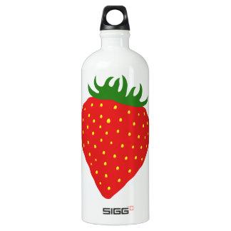 Simply Strawberry custom SIGG Traveler 1.0L Water Bottle