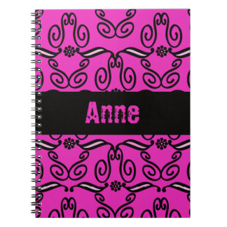 Simply Stunning Spiral Notebook