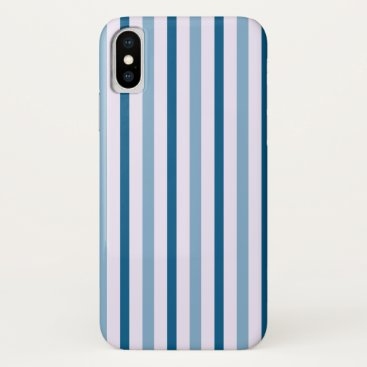 Simply Stylish (north sea blue) iPhone XS Case