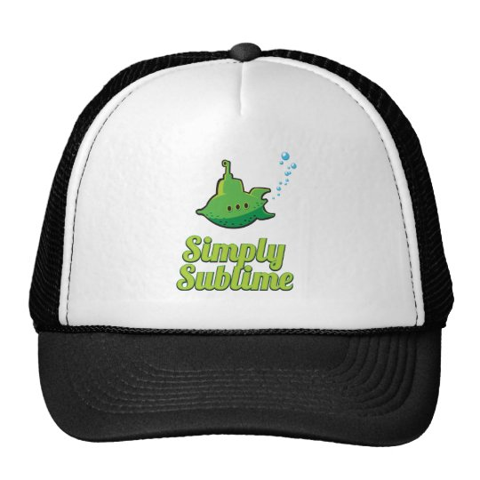 Simply Sublime. Trucker Hat