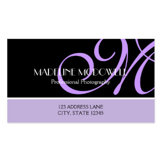 Simply Successful Business Card Templates