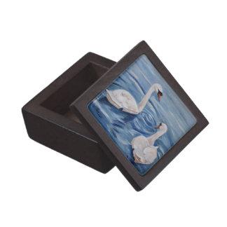 Simply Swans Premium Gift Box