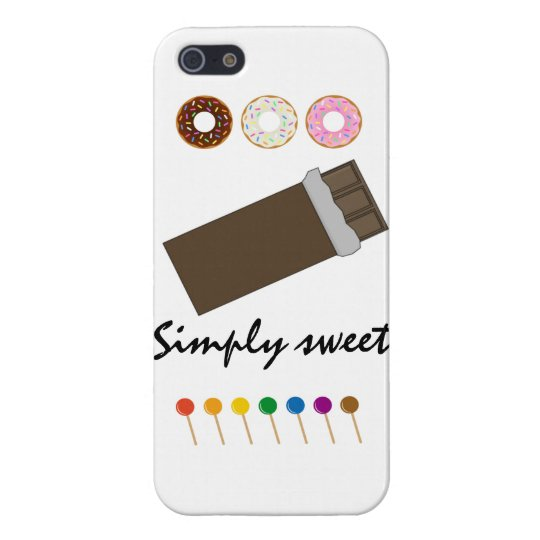 Simply Sweet Case For iPhone SE/5/5s