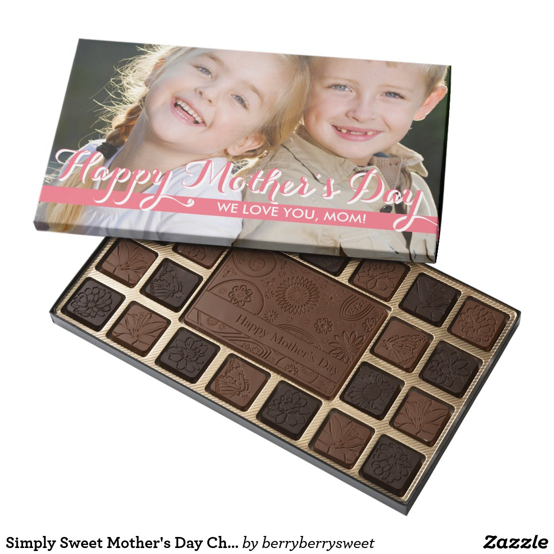 Simply Sweet Mother's Day Chocolate