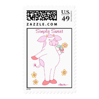 Simply Sweet Postage Stamps