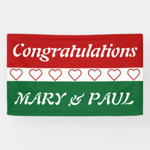 congratulations signs banners signs zazzle