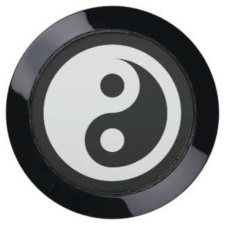 Simply Symbols - Yin & Yang + your text & ideas USB Charging Station