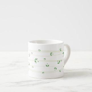 Simply Tea Time pattern1 Espresso Cup