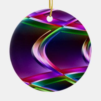SimplyTonjia Lathia  Shaped Ornament