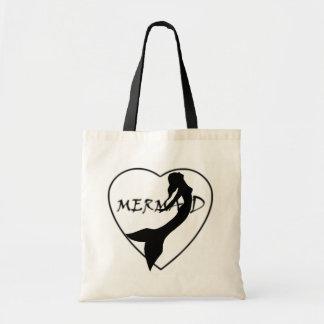 SimplyTonjia Mermaid Love Tote Bag