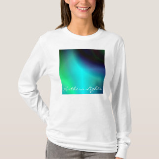 SimplyTonjia Northern Lights Abstract T-Shirt