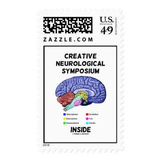 Simposio neurológico creativo dentro sellos